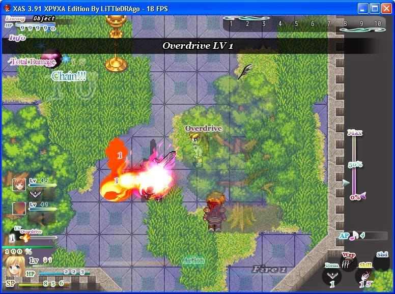 rpg maker xp rgss