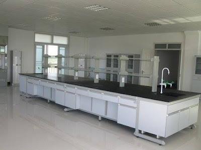 Thiết kế tiết kiệm bàn thí nghiệm, tủ và ghế phòng thí nghiệm
