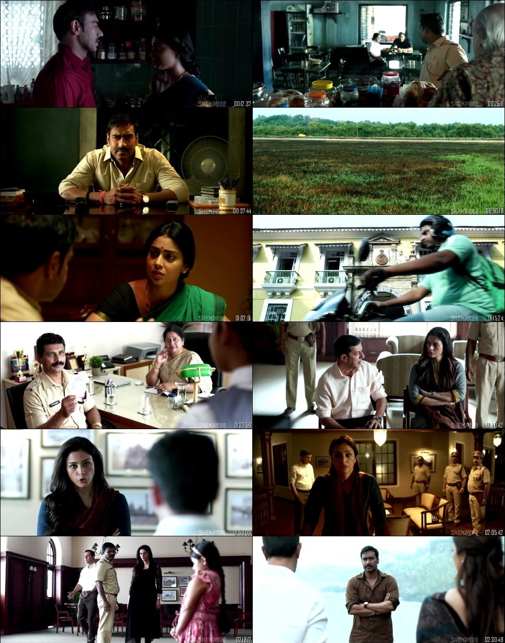 Drishyam 2015 Full Hindi Movie Download BRRip 1080p