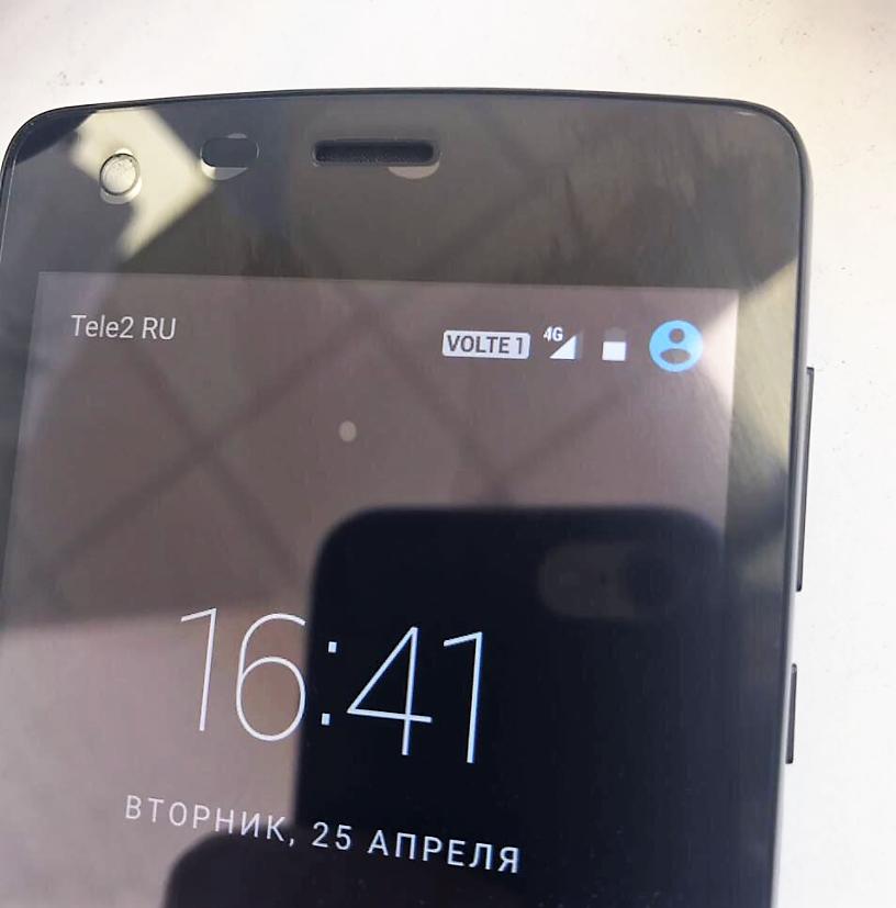 Tele2 запустила услугу передачи голосового трафика всети интернет LTE
