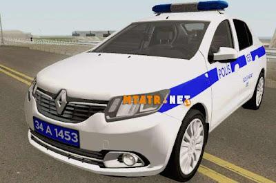 Renault Logan Polis