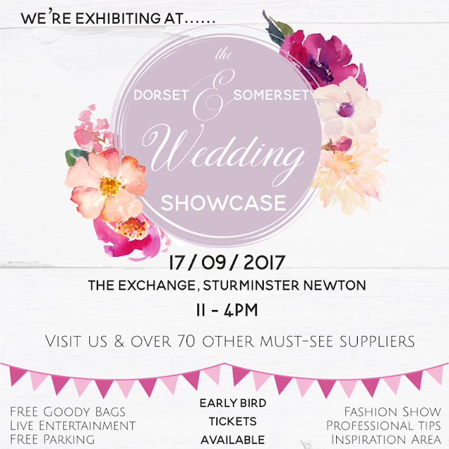 The Dorset & Somerset Wedding Showcase 2017