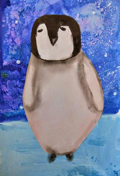Penguin Art Ideas Ks1 Creative Art