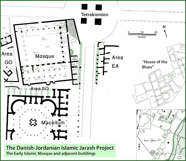 Jerash a 'significant urban community of the Early Islamic period' — archaeologist