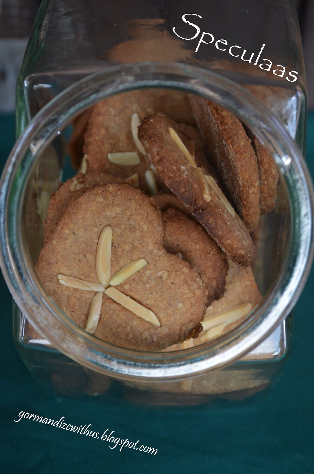 Gormandize: Speculaas - Dutch Spiced Biscuits