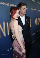 Bella Thorne looks stunnign in a designer gown at the Premiere of Midnight Sun ~  Exclusive Galleries 001.jpg