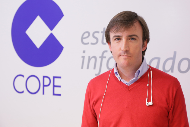JAVIER VISIERS, NUEVO DIRECTOR GENERAL COPE