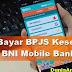 Cara Bayar BPJS lewat Aplikasi BNI Mobile Banking