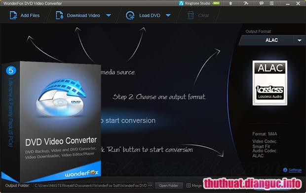 Download WonderFox DVD Video Converter 17.0 Full Cr@ck