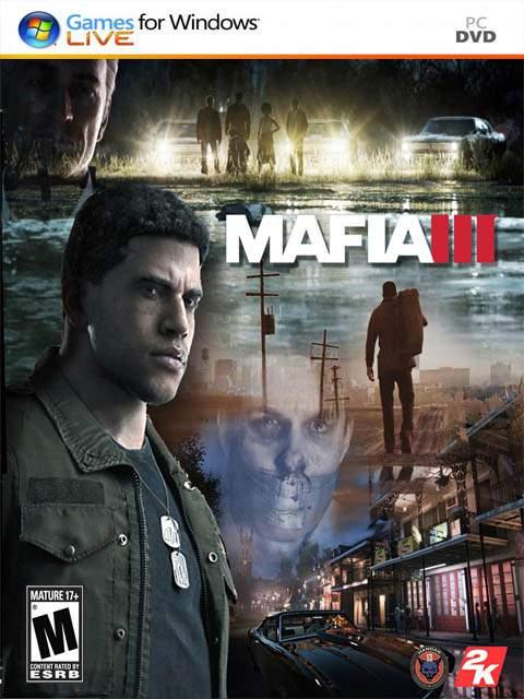 تحميل لعبة Mafia 3 مضغوطة كاملة بروابط مباشرة مجانا