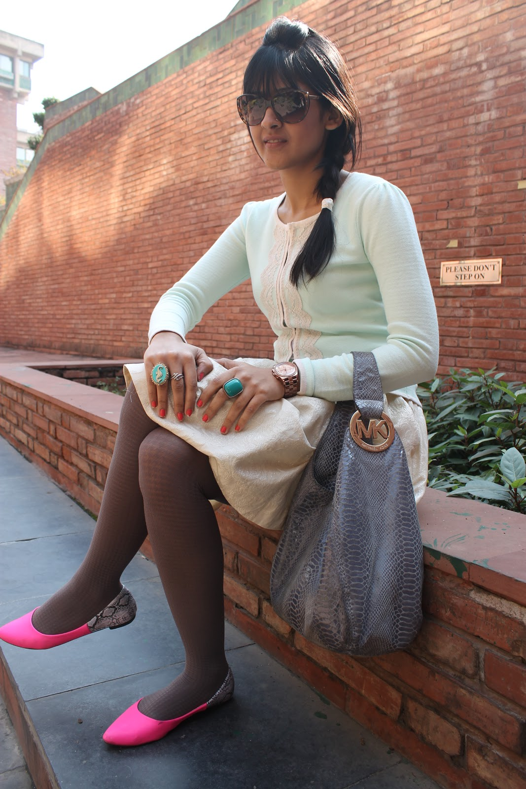 No Such Thing As Too Girly For The Love Of Fashion And Other Things Indian Fashion And Style Blog