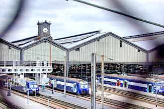 Paris : Gare Saint Lazare, le défi de la modernité, une vocation historique - VIIIème