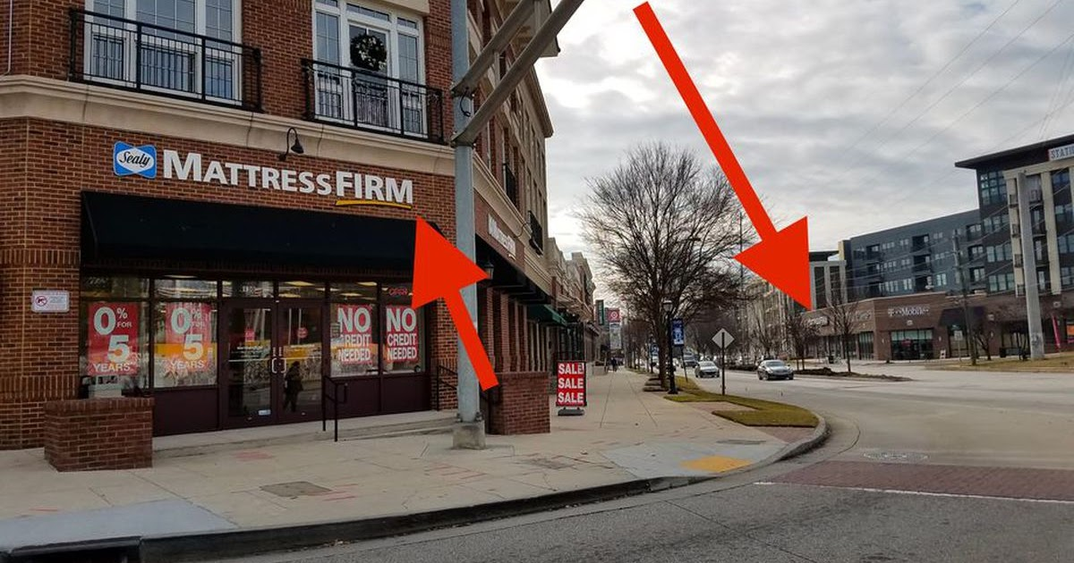 Tomorrow S News Today Atlanta Newsflash Mattress Firm May Have Too Many Alleges Real Estate Team Misled Company