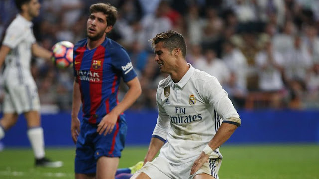 Menuju 'Final' La Liga: Barca Enteng, Madrid Berat