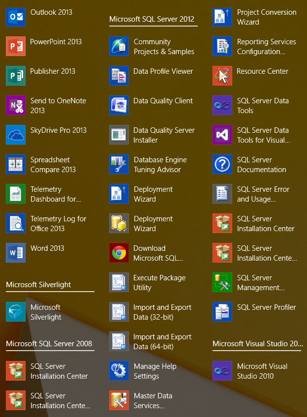 SQL Tact: 10/01/2013 - 11/01/2013