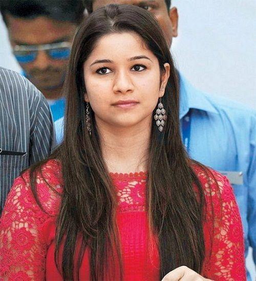 Anjali Daughter Sara