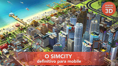 SimCity BuildIt Apk Mod v1.11.8.41937 (Mod Money)