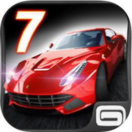 Asphalt 7: heat iphone game free. Download ipa for ipad,iphone,ipod.