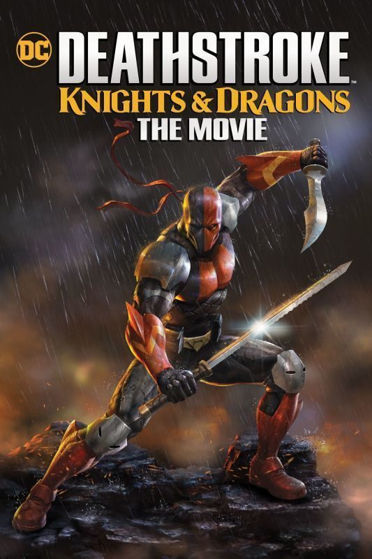 Deathstroke: Knights & Dragons [HDRip] [Streaming] [Telecharger]