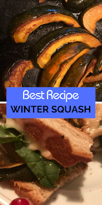 best recipe for roasted winter squash