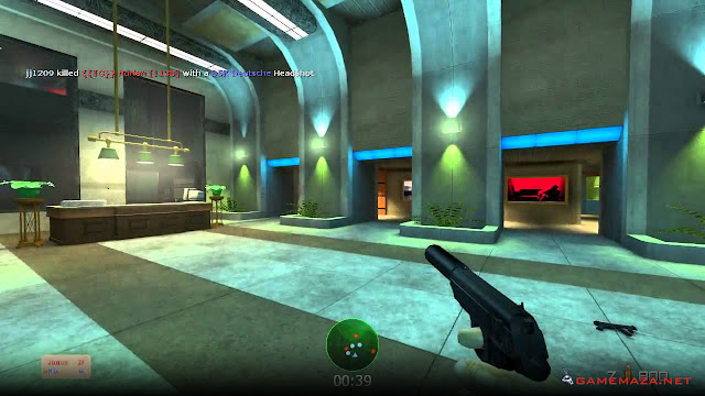 GoldenEye Source Gameplay Screenshot 1