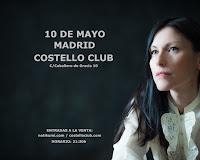 Concierto de Helena Miquel en Costello Club
