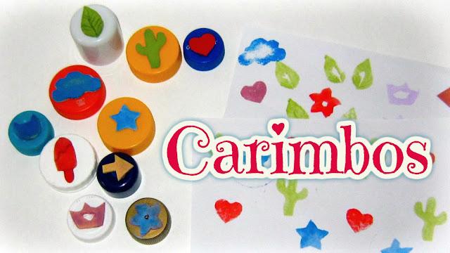 DIY Carimbos