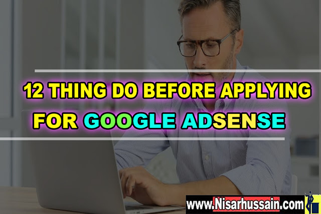 How to approve AdSense fast