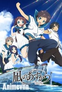 Nagi No Asukara -  2013 Poster