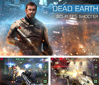 13. Dead Earth: Sci-fi FPS Shooter