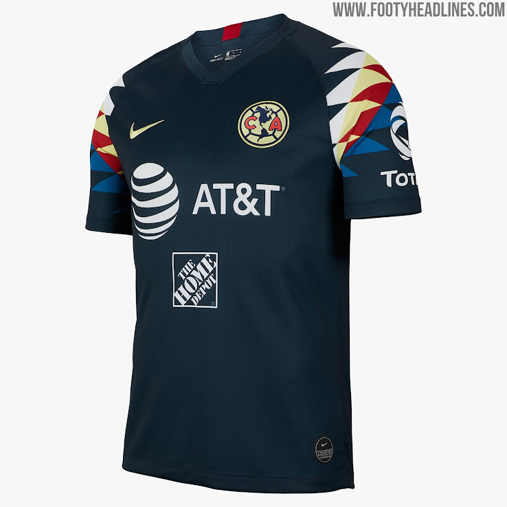 Nike Club America 19-20 Home & Away Kits Revealed - Footy Headlines