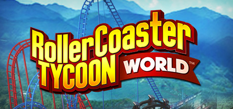 Baixar RollerCoaster Tycoon World (PC) 2016 + Crack