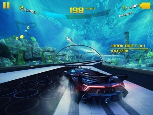 Game Asphalt 8: Airborne