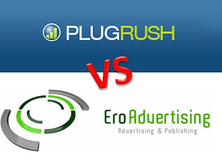 PlugRush VS EroAdvertising