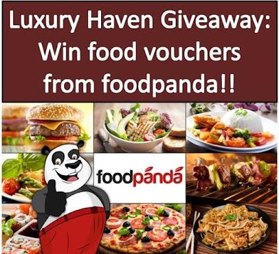 foodpanda online restaurant food delivery giveaway