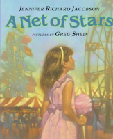 A Net of Stars by Jennifer Richard Jacobson || Picture Books Are Powerful, how a picture book can affect a child, www.christiewrightwild.com