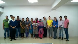 Team Building Training at Litmus7