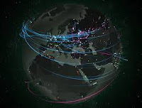 Kaspersky live cyber attack Top 5 Situs Untuk Seorang Hackers