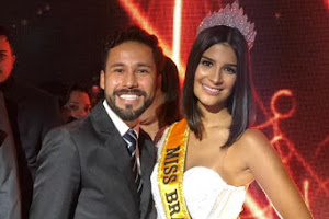 Bandeira levantada pela Miss Brasil vira tema de Workshop
