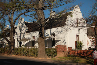 Gassen von Stellenbosch