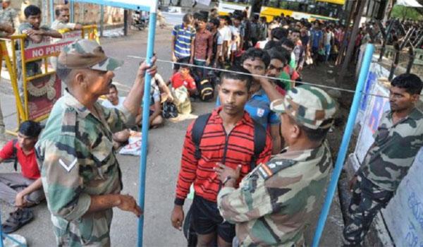 Goalpara Army Rally, Indian Army Rally, Open Bharti Rally