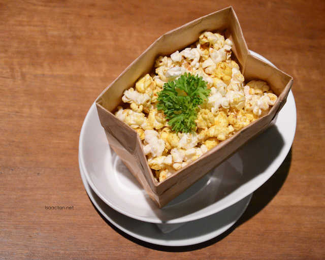 Chicken Curry Popcorn - RM8.50