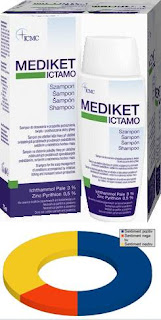 Mediket Ictamo pareri sampon medical dermatita seboreica si psoriazis