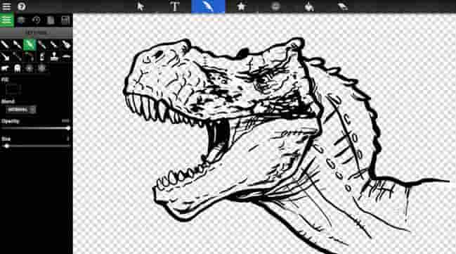 sketch io online drawing tool