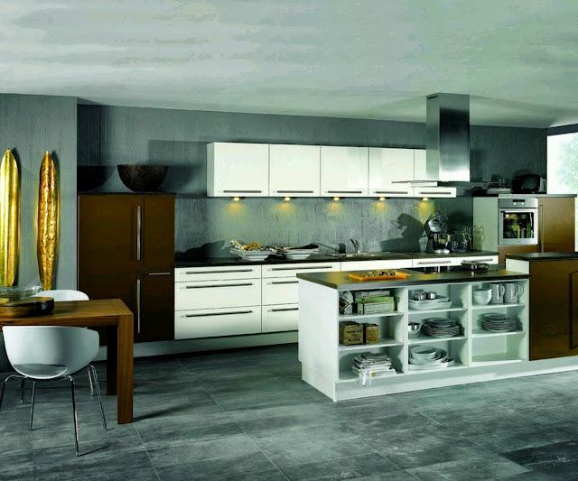 modern kitchen wallpaper download - photo #18