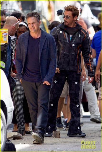 Брюс и Старк:
