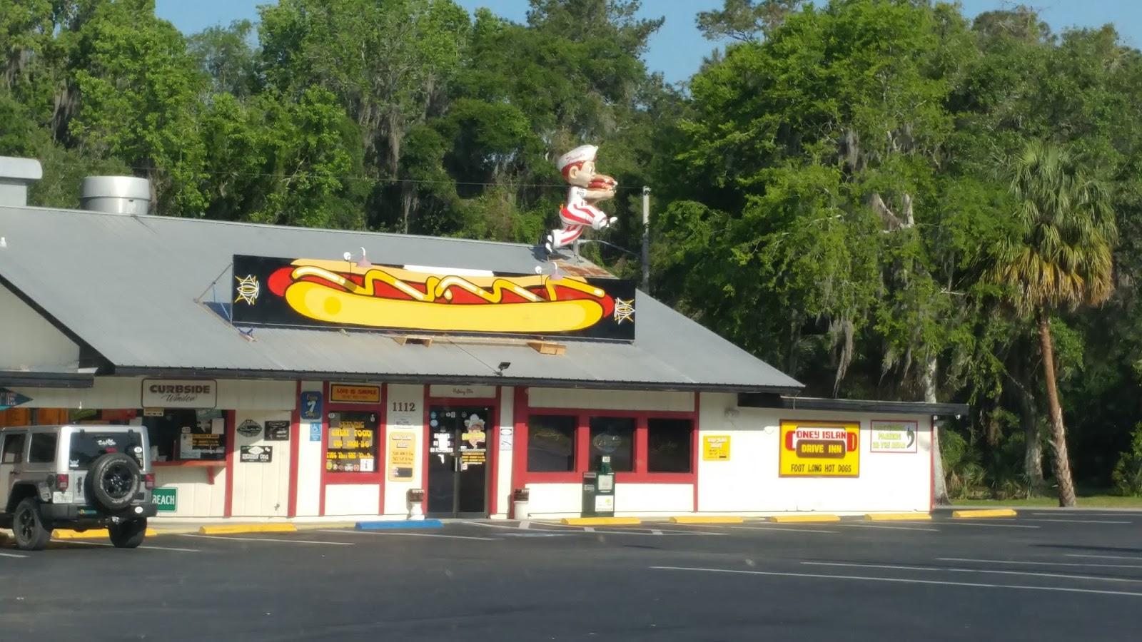 Coney Island Hot Dog Zephyrhills Florida