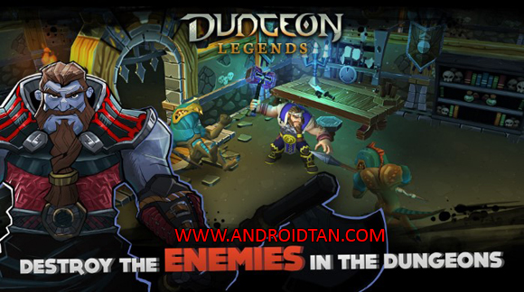 Info Game Dungeon Legends Mod Apk for Android