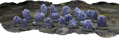Undead Graveyard: Set 2