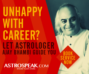 UNHAPPY WITH CAREER ? LET ASTROLOGER  GUIDE YOU
